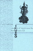 Journal of Vaishnava Studies